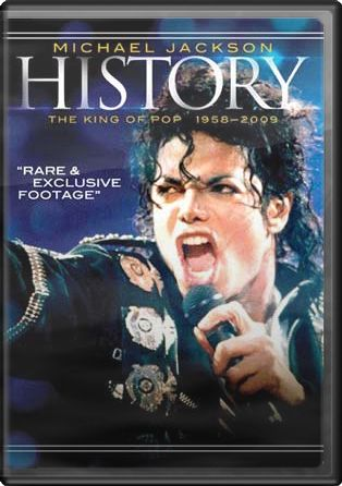 History: The King of Pop 1958-2009