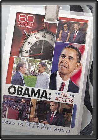 60 Minutes Presents - Obama: All Access - Barack
