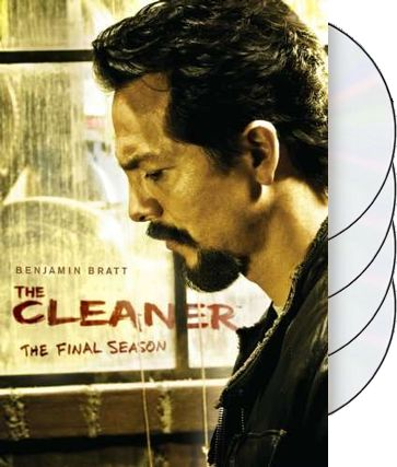 The Cleaner - Final Season (4-DVD)