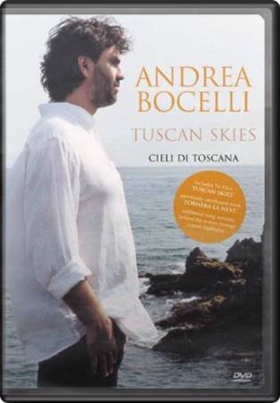 Andrea Bocelli - Tuscan Skies