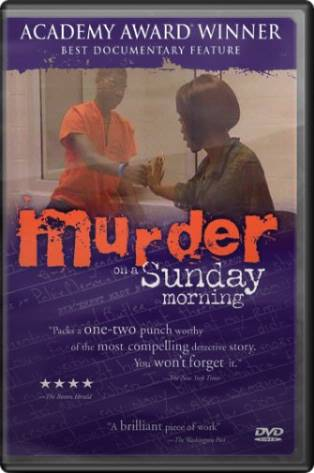 murder on a sunday morning This product is a murder on a sunday morning viewing guide the subject of the documentary is brenton butler,a fifteen-year-old boy who was wrongfully accused of murder.