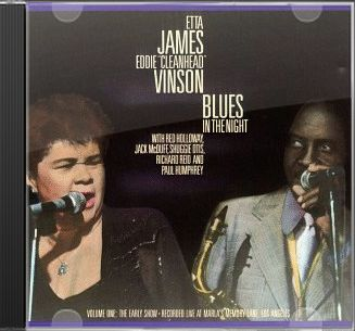 Blues In The Night, Volume 1: Early Show (Live)