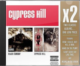 Black Sunday / Cypress Hill (2-CD Box Set)