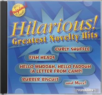 Hilarious: Greatest Novelty Hits