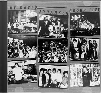 The David Johansen Group Live