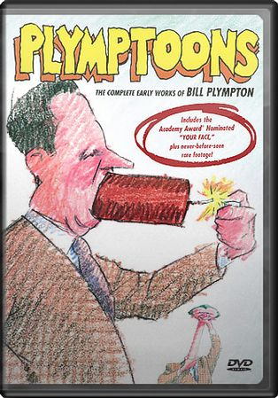 Plymptoons - Complete Early Works of Bill Plympton