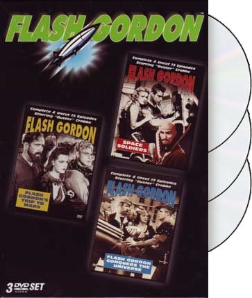 Flash Gordon - Space Soldiers / Trip To Mars /