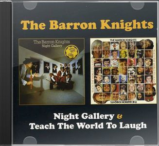 Night Gallery / Teach the World to Laugh (2-CD)