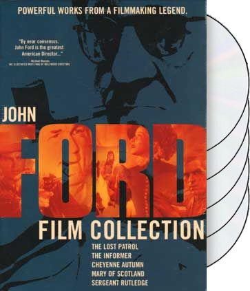 John Ford Film Collection (The Lost Patrol / The