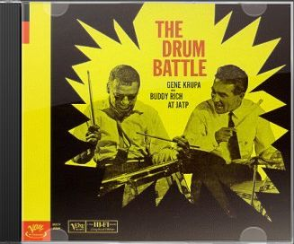 The Drum Battle: Gene Krupa and Buddy Rich at