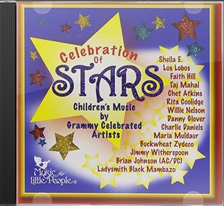 Celebration of Stars: Children's Music by Grammy