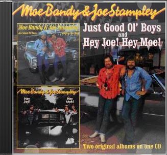 Just Good Ol' Boys / Hey Joe! Hey Moe! [Import]