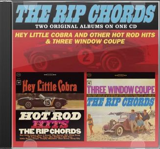 Hey Little Cobra and Other Hot Rod Hits / Three