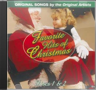 Favorite Hits of Christmas (Discs 1 & 2) (2-CD)