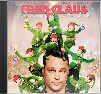 Fred Claus [Original Movie Soundtrack]