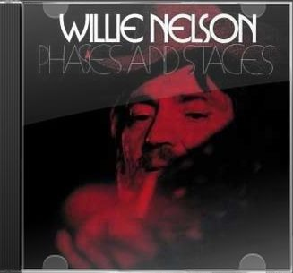 Willie Nelson Phases And Stages Cd 2008 Rhino