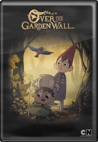 Over The Garden Wall Dvd 2015 Television On Cartoon Network