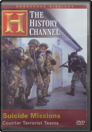History Channel: Suicide Missions - Counter