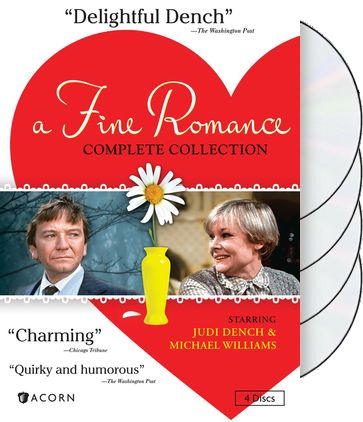 A Fine Romance - Complete Collection (4-DVD)