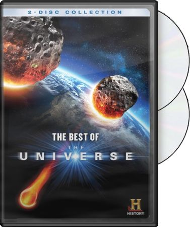 The Best of The Universe (2-DVD)