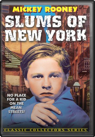 Slums Of New York