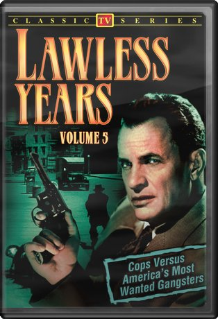 Lawless Years - Volume 5: 4-Episode Collection