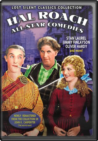 Hal Roach All-Star Comedies (Silent)