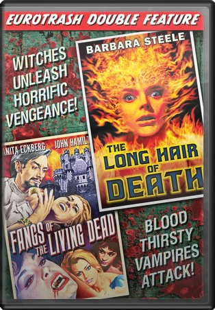 Eurotrash Double Feature: The Long Hair of Death