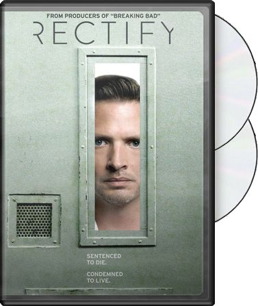 Rectify - Complete 1st Season (2-DVD)