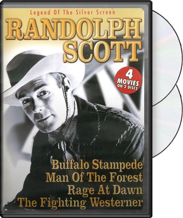 Randolph Scott - Legend of the Silver Screen