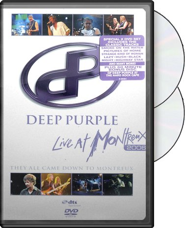 Live at Montreux 2006 (2-DVD)