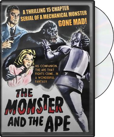 The Monster and the Ape (2-DVD)