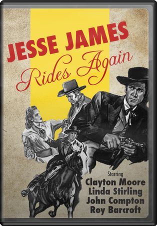 Jesse James Rides Again (2-DVD)