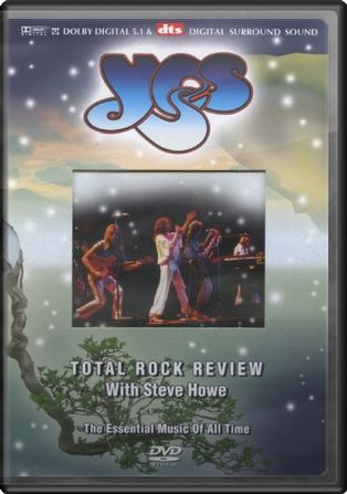 Total Rock Review with Steve Howe