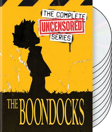 Complete Uncensored Series (11-DVD)