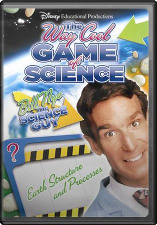 Bill Nye's Way Cool Game of Science: Earth