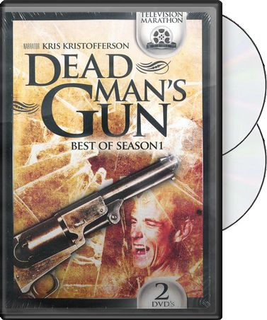Dead Man's Gun - Best of Season 1 (2-DVD)