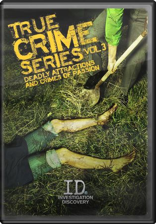 Investigation Discovery - True Crime Series,