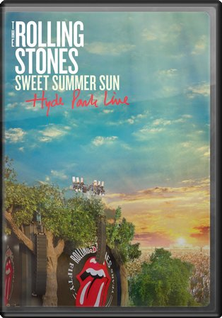 Sweet Summer Sun: Hyde Park Live (with T-shirt)
