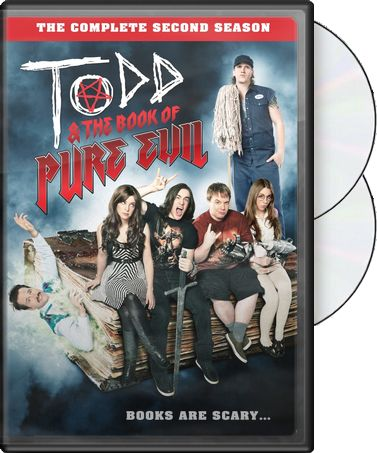 Todd & the Book of Pure Evil - Complete 2nd