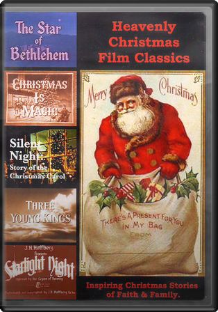 Heavenly Christmas Film Classics: Inspiring