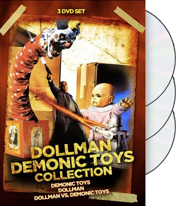 Dollman & Demonic Toys Collection: Demonic Toys /