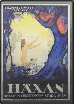Haxan: Witchcraft Through the Ages (Silent)