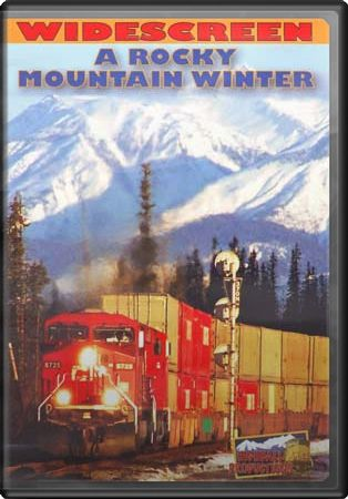 Rocky Mountain Winter (Widescreen)