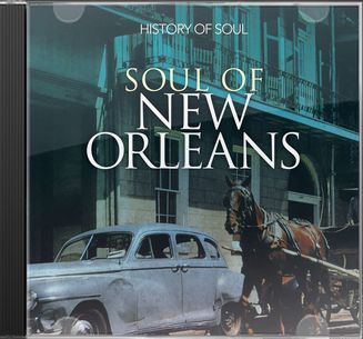 Soul of New Orleans: 1958-1962 (2-CD)