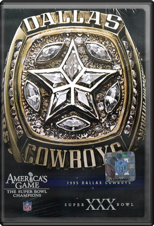 NFL America's Game: Dallas Cowboys - Super Bowl