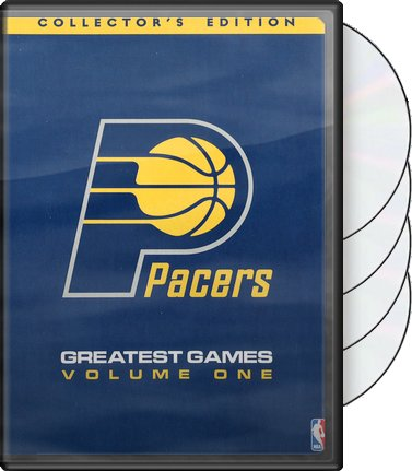 NBA Indiana Pacers Greatest Game Collection,