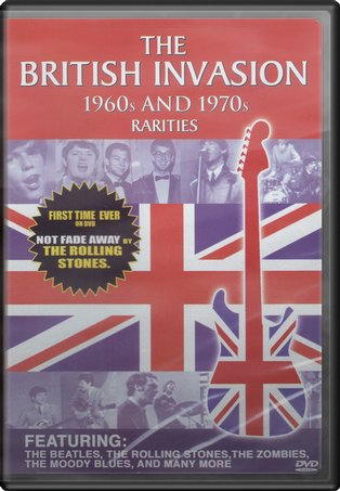 The British Invasion: 1960s and 1970s Rarities