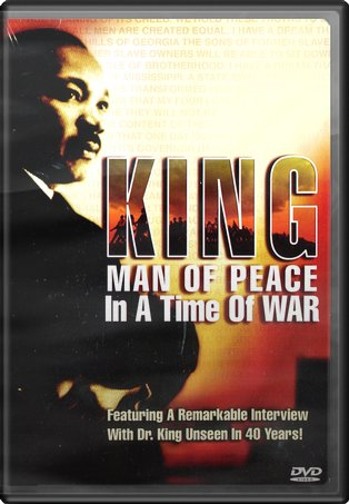 Dr. Martin Luther King Jr. - Man of Peace in a