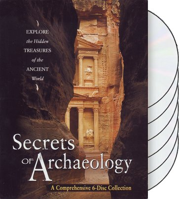 Secrets of Archaeology - Complete Collection